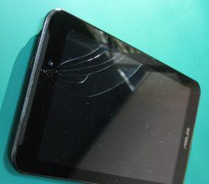 polomljen tac na tabletu