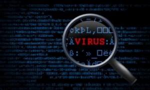 čišćenje virusa