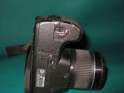 popravka vratanca fotoaparata
