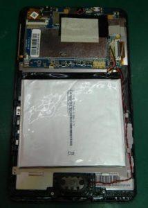 baterija za tablet