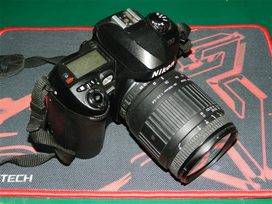 servis fotoaparat
