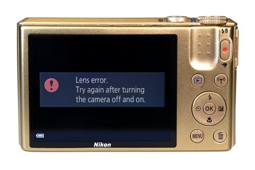 lens error