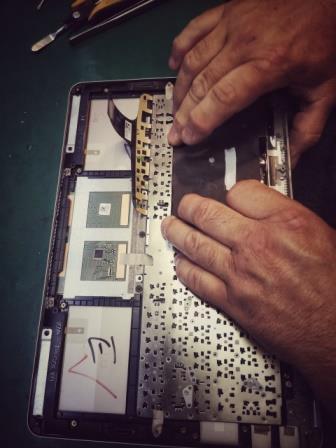 ugradnja tastature